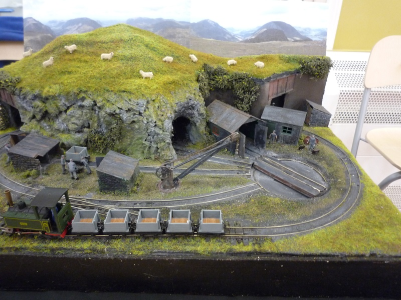Chelmsford and district model railway club members layouts